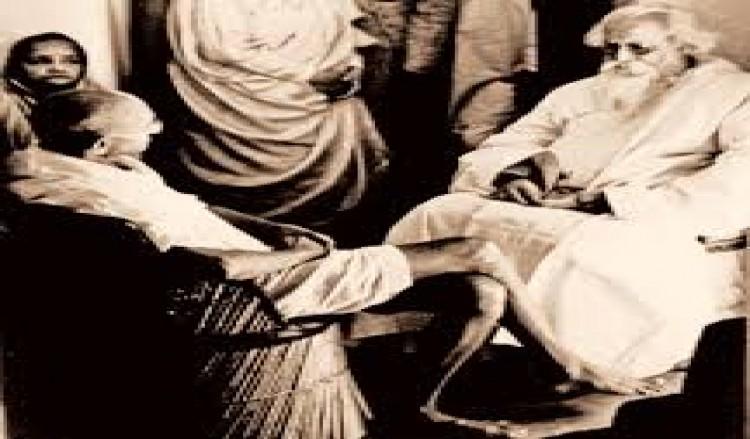 মহাত্মা গান্ধী প্রসঙ্গে রবীন্দ্রনাথ