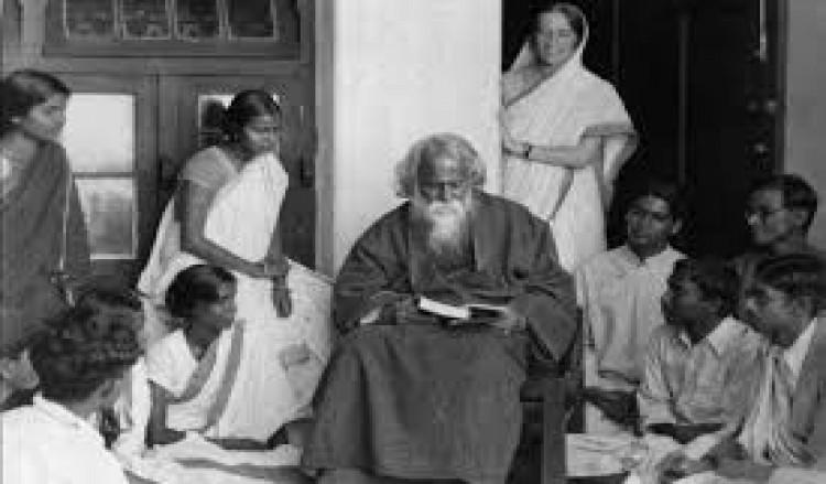 রবীন্দ্রনাথ ঠাকুরঃ  বোধে - অনুভবে