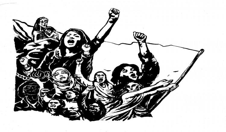 পালটা পথের গল্প: মেয়েদের মুক্তির ডাক ছেড়েছি, শয়তানের ঘুম কেড়েছি